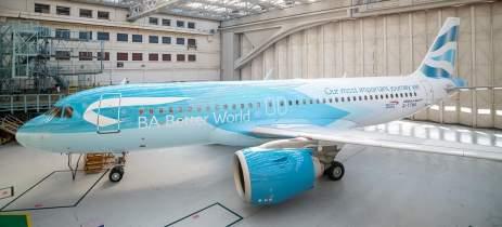 Combustível do futuro: jato faz voo comercial abastecido com óleo de cozinha reciclado
