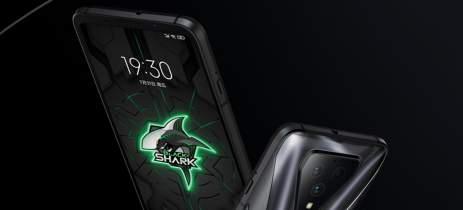 Smartphone gamer Black Shark 3S é revelado com tela AMOLED de 120Hz e Snapdragon 865
