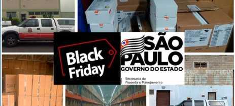 Black Friday: mais de 30 mil produtos são apreendidos pela Sefaz-SP