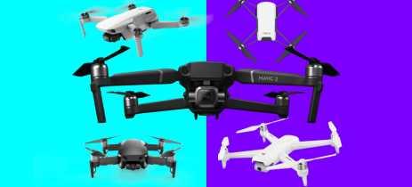 Veja os melhores DRONES para comprar na Black Friday [+UPDATE]