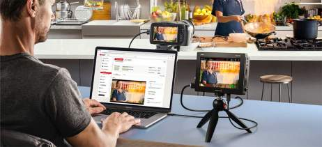 Blackmagic Video Assist recebe suporte para webcam via USB-C