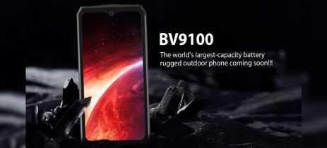 Blackview revela o BV9100, seu novo smartphone