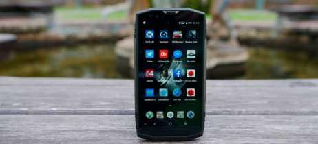 Blackview lança o BV9600 Plus, novo smartphone super-resistente com leitor de digitais na tela