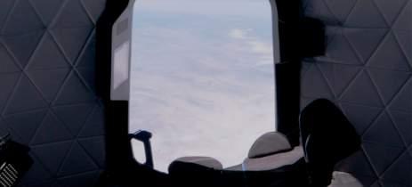 Façam suas apostas! Blue Origin abre leilão com uma vaga para voo ao espaço suborbital