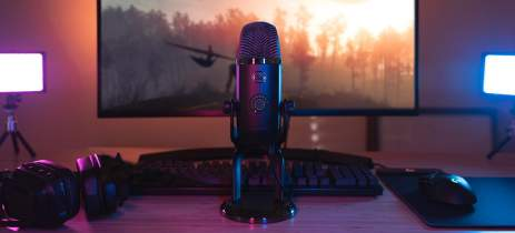 Blue Yeti X, microfone profissional para streamers, chega ao Brasil por R$ 1.600