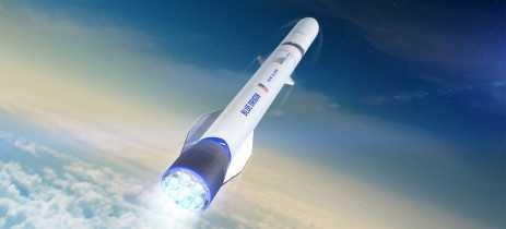 Blue Origin diz que nova era do turismo espacial vai começar em 2020