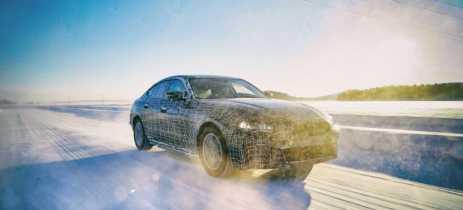 BMW i4: Novo veículo elétrico terá bateria com autonomia de 600km