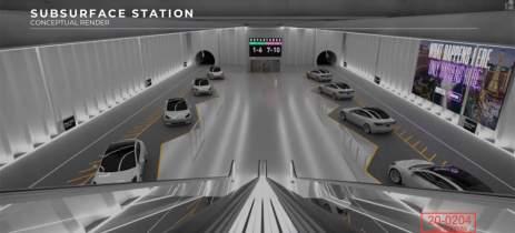 The Boring Company quer expandir seus túneis em Las Vegas até o centro da cidade