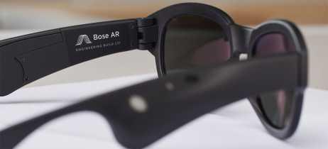Bose apresenta plataforma de realidade aumentada audível
