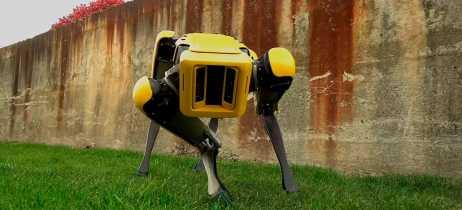 Boston Dynamics vai começar a vender seu cão robô em 2019