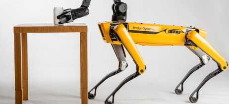 Robô da Boston Dynamics ganha capacidade de navegar sozinho por escritório