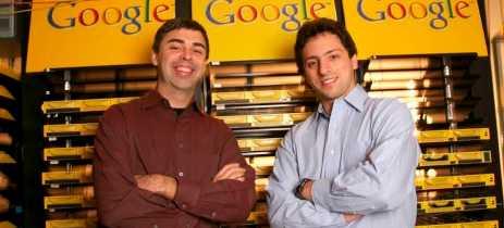 Fundadores da Google deixam cargo de presidência da Alphabet