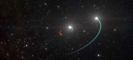 Astrônomos encontram o buraco negro mais próximo da Terra