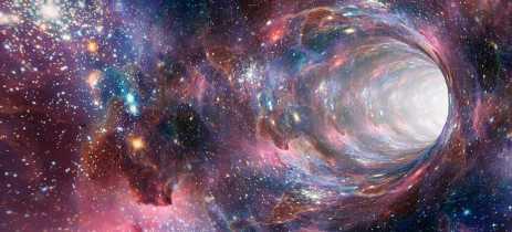 Um buraco negro do tamanho do nosso sistema solar acaba de ser descoberto