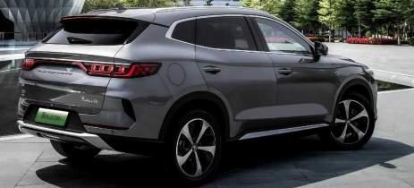 Chinesa BYD deve lançar no Brasil SUV híbrido com 1.200 km de autonomia