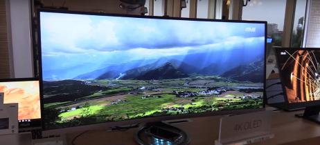 Confira novos monitores e telas portáteis apresentados pela ASUS