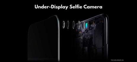 Câmera frontal sob tela, Visionox anuncia produção em massa do modelo!