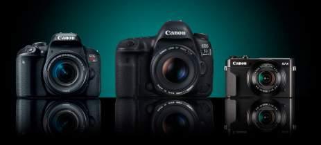 Atualizações gratuitas da Canon trazem novos recursos para suas câmeras e monitores