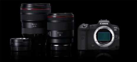 Canon EOS R de 83MP estaria próxima de ser lançada
