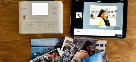 Canon lança a impressora Wi-Fi Selphy CP1300 no Brasil