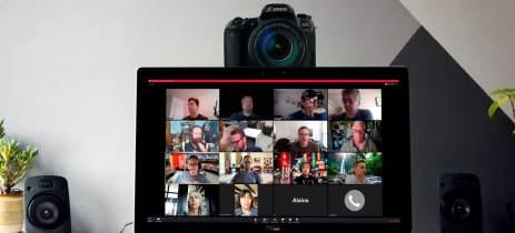Usar a Canon como Webcan? Confira o passo a passo de como melhorar suas videochamadas