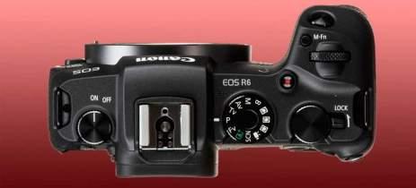 Canon apresenta EOS R6 - câmera mirrorless com 20MP e suporte a 4K 60FPS