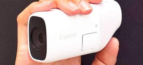 Canon lança Power Shot ZOOM, câmera compacta com lente telephoto