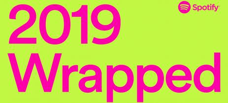Spotify Wrapped 2019 já está disponível