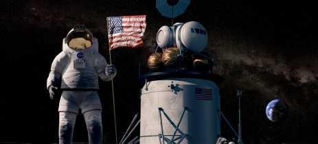 Orion, primeira cápsula da missão Ártemis 1, já está pronta para ser lançada à lua