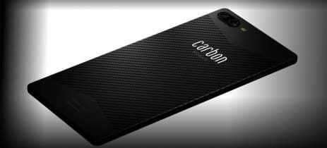 Carbon 1 MK II é o primeiro smartphone construído em fibra de carbono