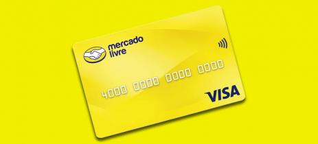 Mercado Livre e Itaú lançam cartão de crédito sem anuidade e com cashback