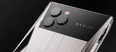iPhone 11 Pro de titânio inspirado no Tesla Cybertruck é lançado por 5.256 dólares