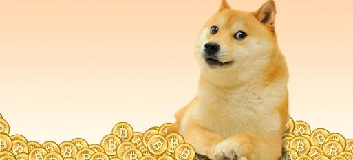 Dogecoin também está na onda de crescimento das criptomoedas e chega a valer R$ 0,02