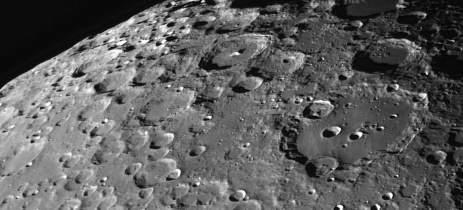 NASA descobre mais água do que o esperado no lado iluminado da Lua