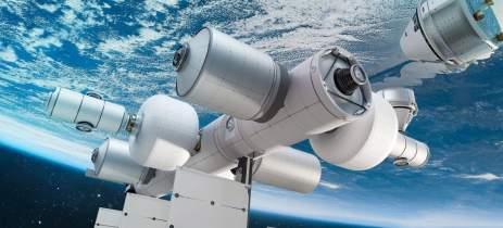 Blue Origin revela planos de uma estação espacial para voos comerciais
