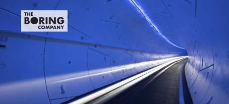 The Boring Company de Elon Musk deve investir em túneis de carga