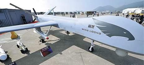 China se tornou grande exportadora de drones armados, diz pesquisa