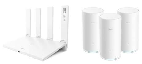 Huawei lança roteadores topo de linha com tecnologias Mesh e Wi-Fi 6