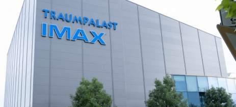 Maior tela IMAX do mundo será inagurada na Alemanha