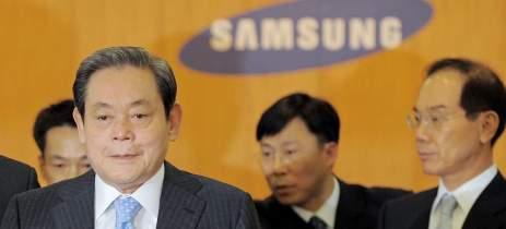 Morre o presidente da Samsung, Lee Kun-hee, aos 78 anos