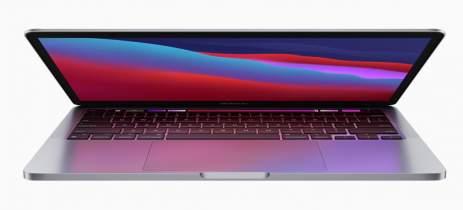 Apple anuncia MacBook Pro de 13 polegadas mais rápido devido a chip M1