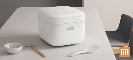 Xiaomi lançará panela elétrica de arroz Mijia Rice Cooker C1 por cerca de US$ 18