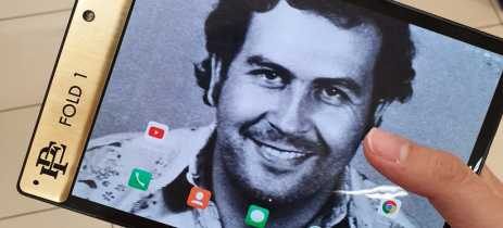 Roberto de Jesus, criador do Escobar Fold 1, diz que vai processar a Apple em US$ 30 bilhões