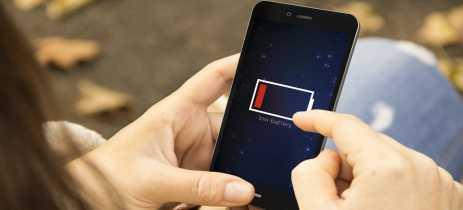 Futuros carregadores para smartphones carregarão 80% da bateria em 60 segundos