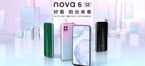 Vazamento no twitter aponta que o Huawei P40 Lite é, na verdade, o Nova 6 SE