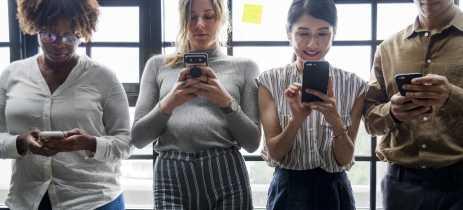 Somente 10% dos americanos gastam US$ 1.000 ou mais em um novo smartphone