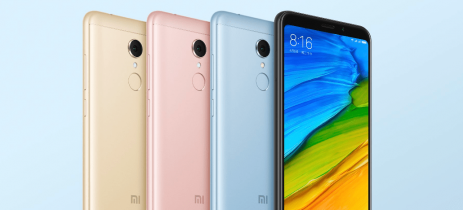 Redmi 5 e Redmi 5 Note recebem atualização para o MIUI 11
