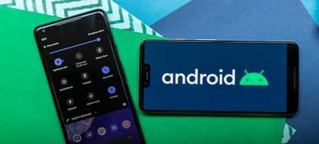 Opção permite forçar o tema escuro em todos os aplicativos no Android 10