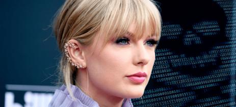 Imagem de Taylor Swift é usada por hackers para instalar vírus em computadores