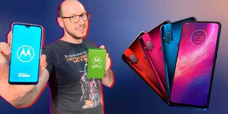 Qual o melhor Moto? Moto G8 Play, Plus, One Hyper, Vision ou Macro?